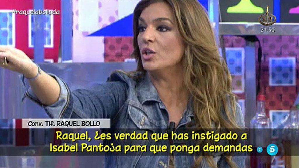 Bollo niega que incitara a Pantoja para que demandara a los colaboradores de Sálvame