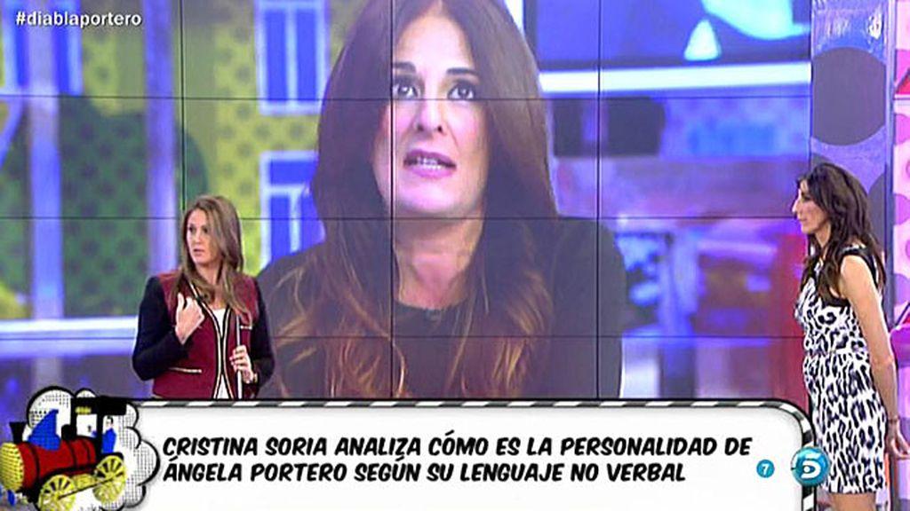 """Cris Soria: """"Ángela iba por encima del resto pero en 'Sálvame' se siente débil"""""""