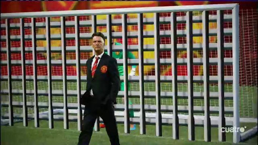 Van Gaal afirma que es De Gea quien se niega a jugar con el United