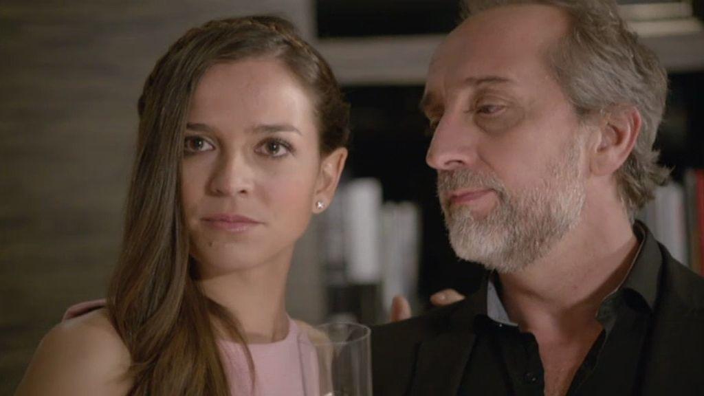 """Bornay, en la pedida de mano de Clara: """"Pablo, ¿por qué estuviste en la cárcel?"""""""