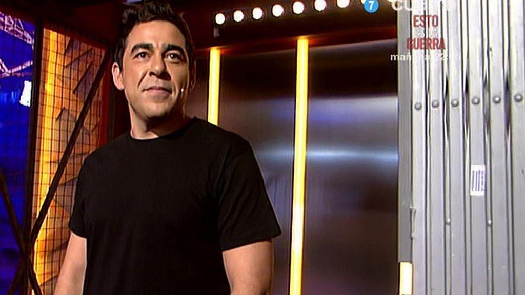 """A Pablo Chiapella le gustaría tener """"varias Edurnes"""" como vecinas"""