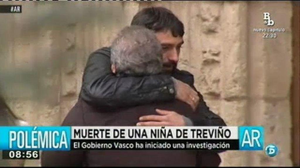 Muere una niña de 3 años en Treviño