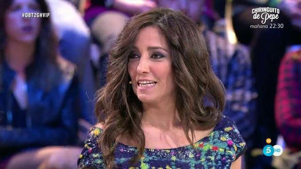 """Carmen López: """"Quería poner una denuncia, pero no puedo decir nada"""""""