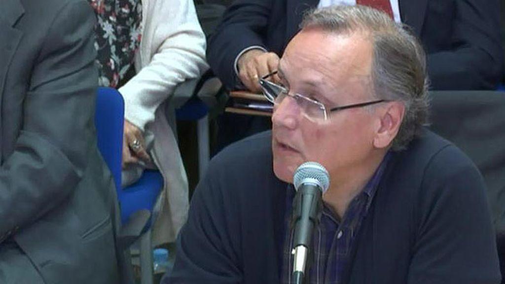 Marco Antonio Tejeiro asegura que la Infanta no tenía ninguna labor en el Instituto Nóos
