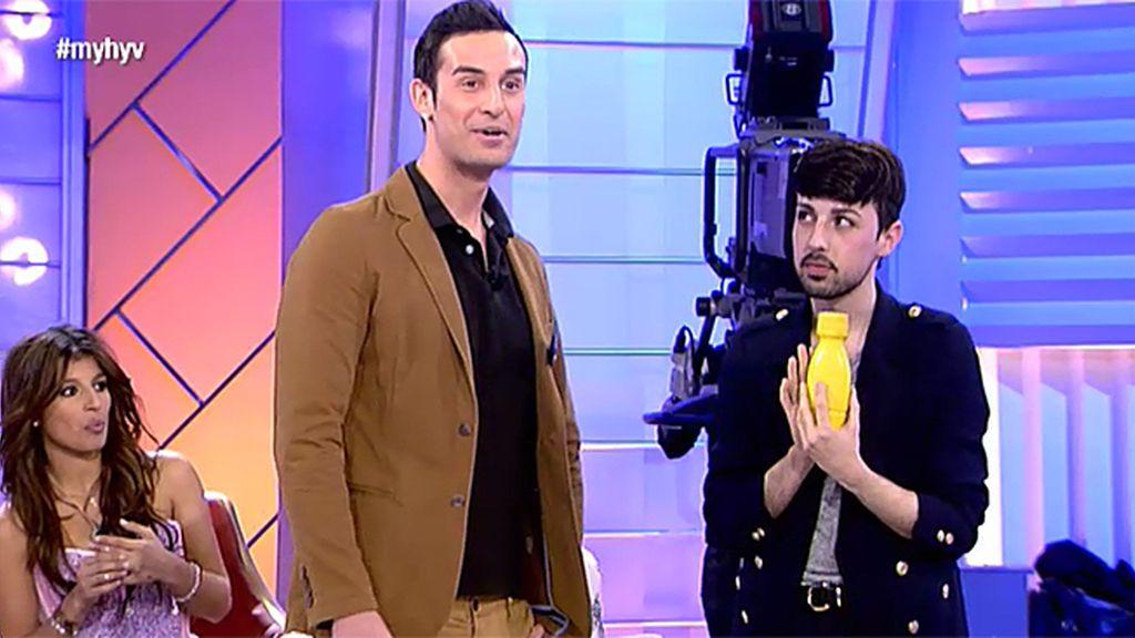 """Ismael, a Alberto: """"Te echaría un poquito de mostaza porque vienes un poco soso"""""""
