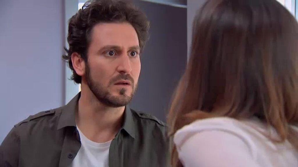 "Natalia, a Sergio: ""Me duele que me hayas traicionado, no te reconozco'"