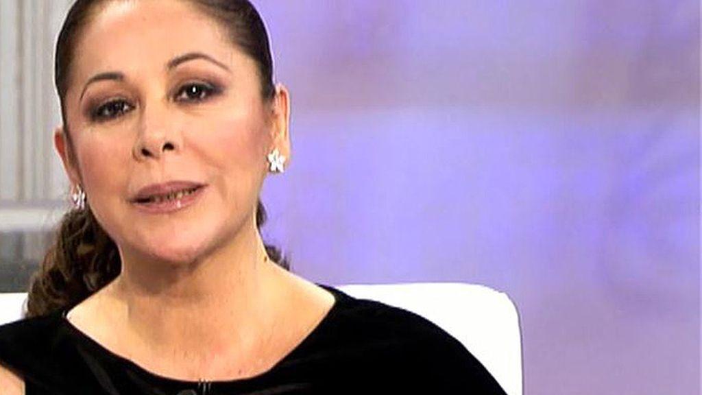 ¿Le han robado la ropa interior a Isabel Pantoja dentro de la cárcel?