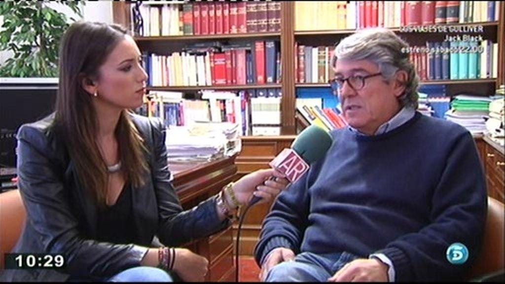 """Aranguren: """"Le doy mayor credibilidad a la abogada de Basterra que a la Policía"""""""