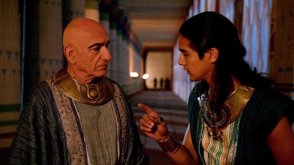 """Tutankamón: """"Un faraón que arriesga su propia sangre no puede ser separado de su pueblo"""""""