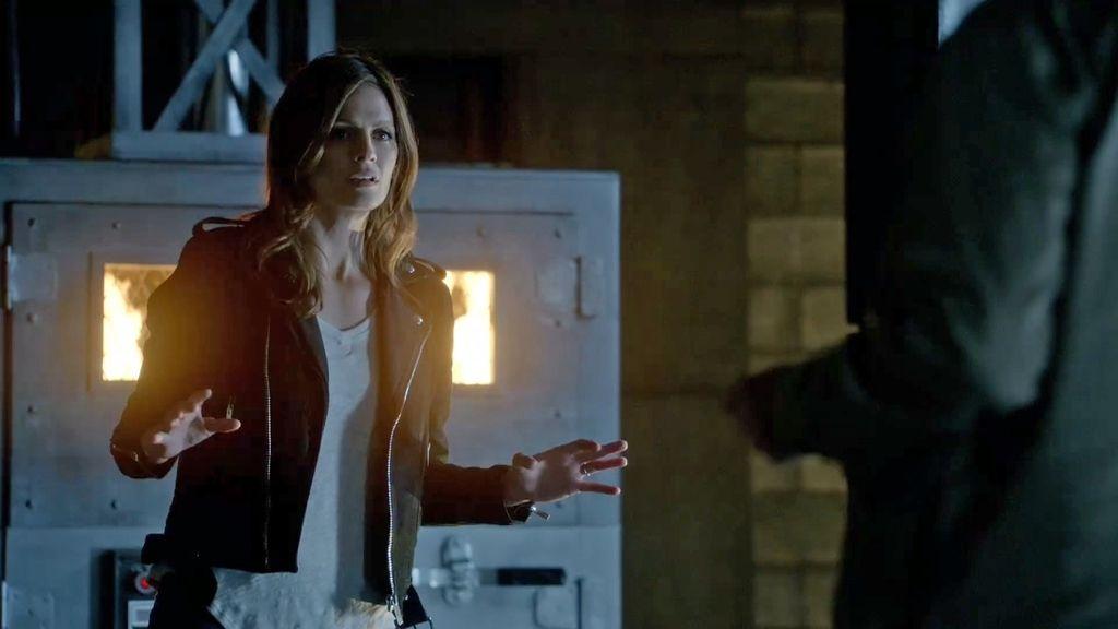 ¿Morirán juntos Castle y Beckett quemados en un incinerador en el final de la serie?