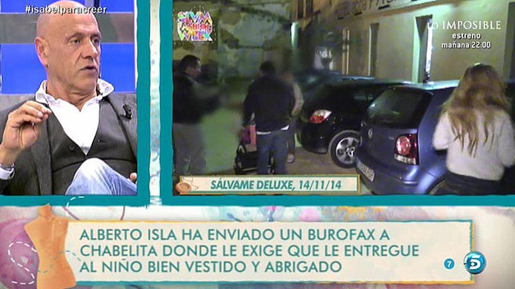 """Matamoros: """"Chabelita abandona Sanlúcar"""""""