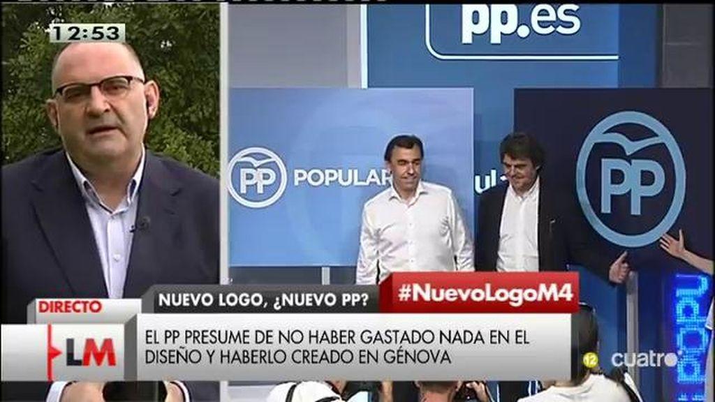 """Antón Losada, sobre la convención del PP: """"Creo que no va a servir de nada"""""""