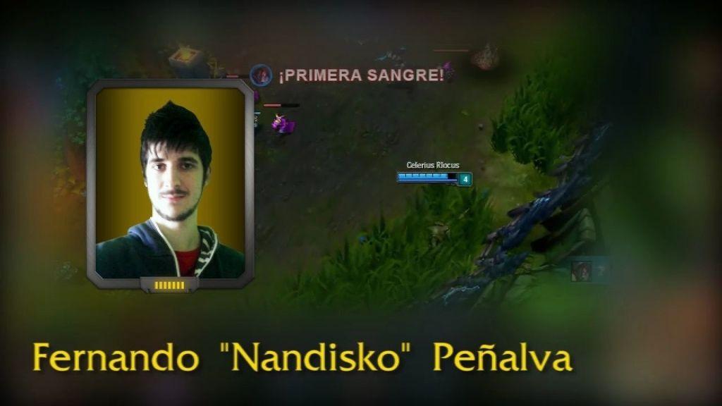 Nandisko para MVP (Jornada 7)