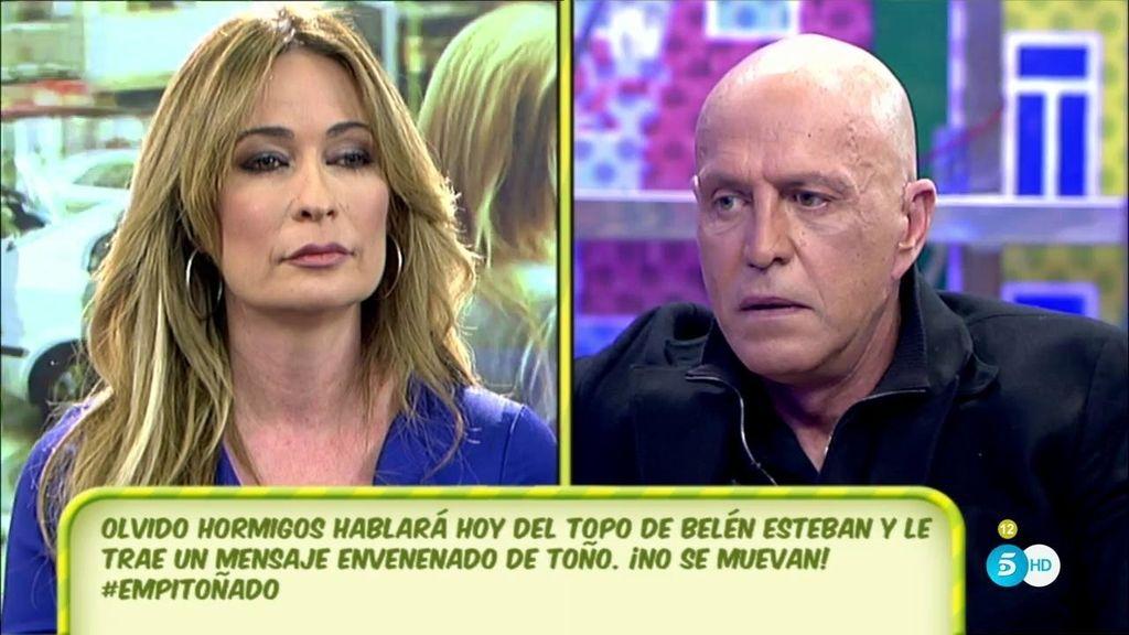 """Kiko M., de su polémica familiar: """"Sanchís se encargó de echar gasolina a la hoguera"""""""