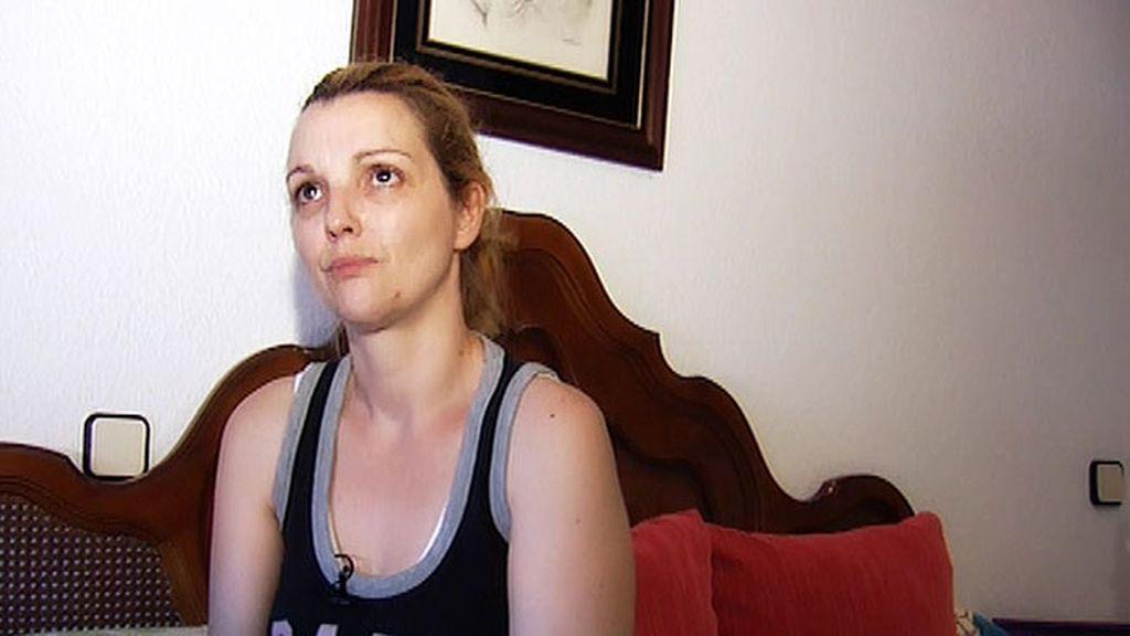 C. Tárrega ayuda a Isabel en 'Por y para mí'