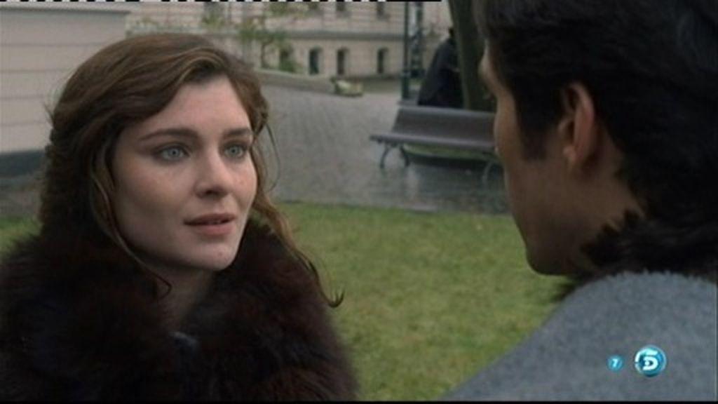 Anna se queda embarazada de Vronsky