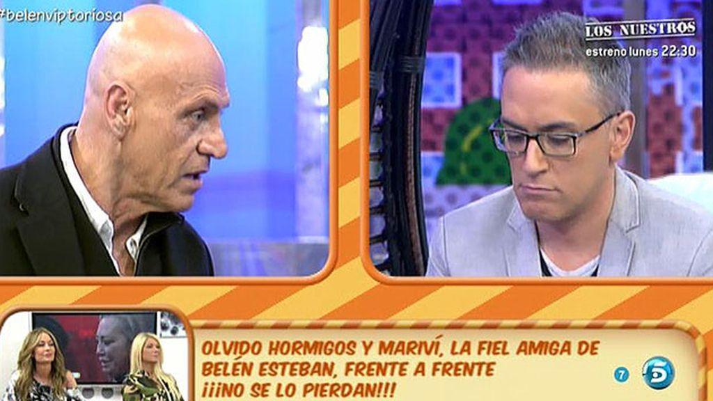 """Matamoros, a Kiko Hernández: """"Para mí ya eres el 'Príncipe del Pueblo"""""""