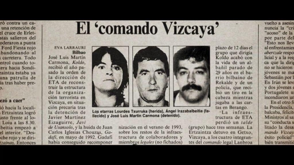"""Rosa Rodero, a Risto: """"Sé quién son los asesinos de mi marido"""""""