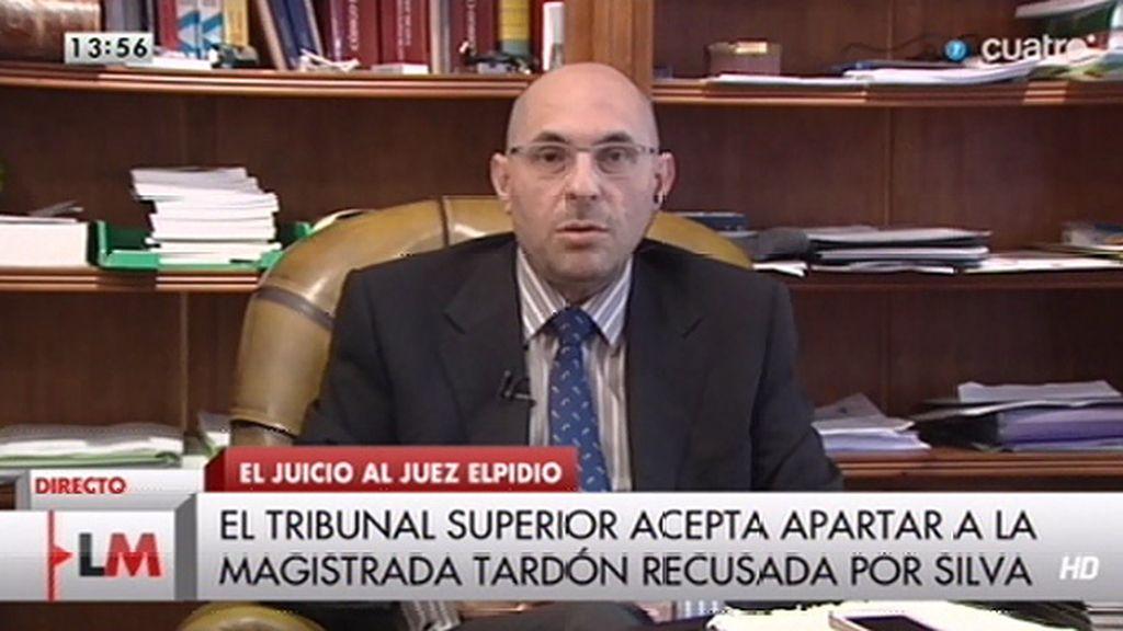 """Silva anuncia medidas contra medios que utilizan """"una estrategia clara de linchamiento"""""""