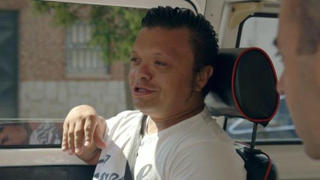 """Juan Serrato, de su acondroplasia: """"No me gustaría ser alto. No tengo complejo"""""""