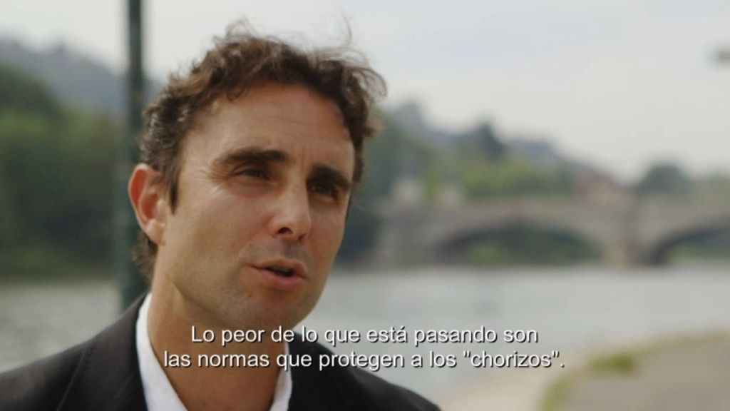 """Hervé Falciani: """"Lo peor son las normas que protegen a los chorizos"""""""