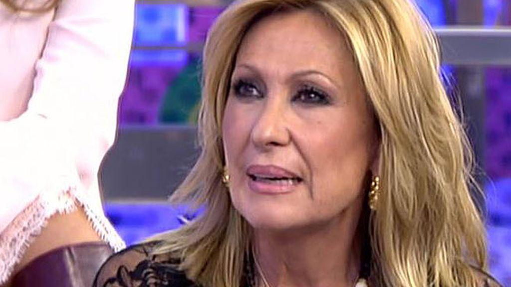 """Rosa Benito: """"Yo conocí a Jose Mari Manzanares cuando éramos niños"""""""