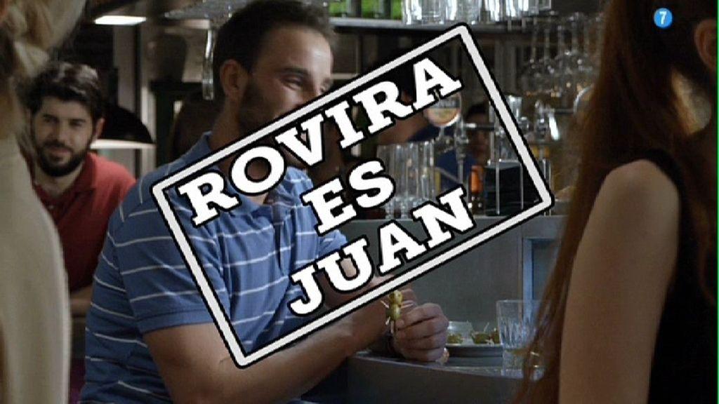 Dani Rovira es Juan, diferente