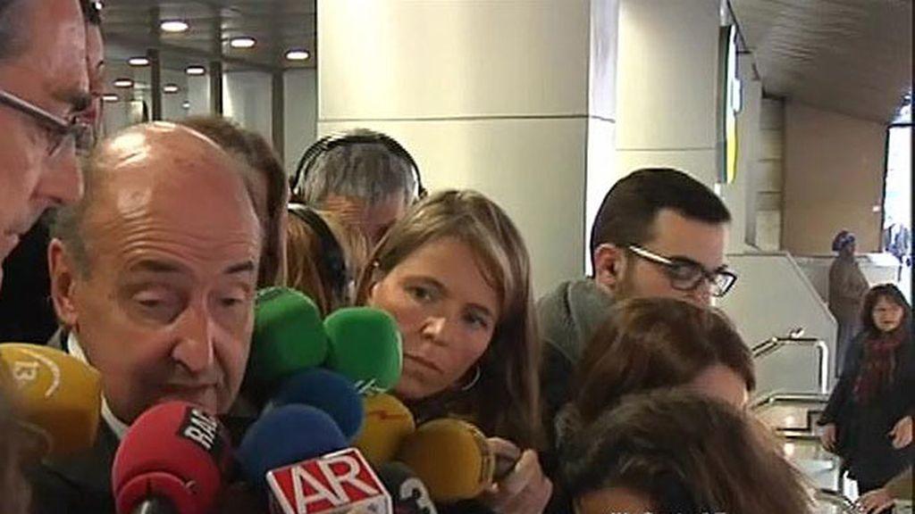 """Miquel Roca: """"Vamos a seguir defendiendo la inocencia de la Infanta con toda convicción"""""""