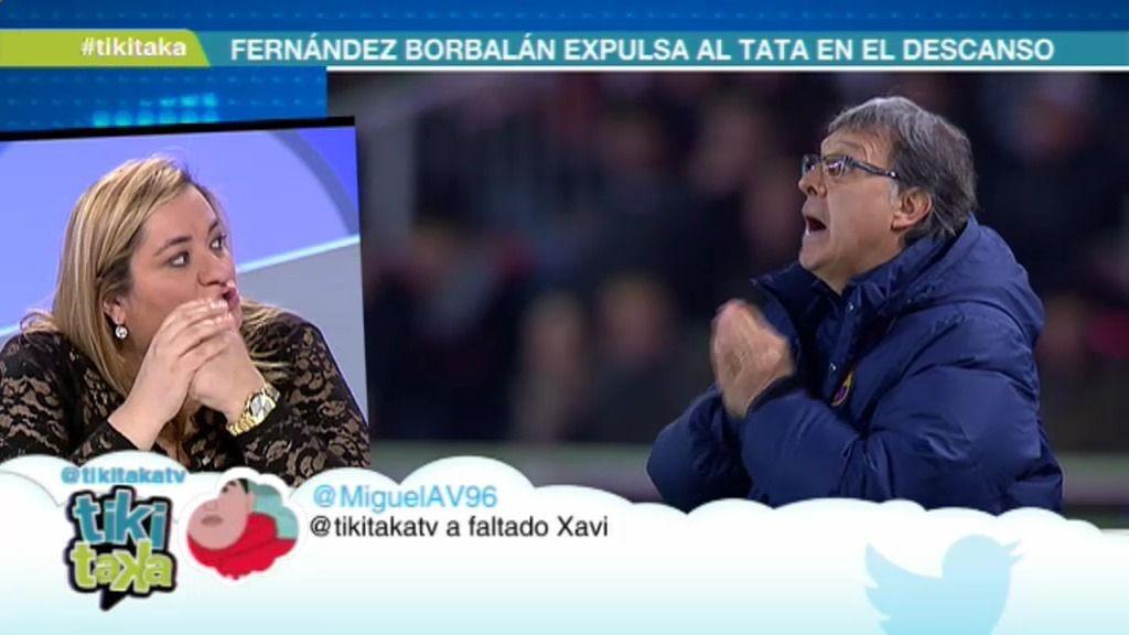 """Colino, sobre la roja a Martino: """"Quiero ver cómo le ponen 3 partidos como a Cristiano"""""""