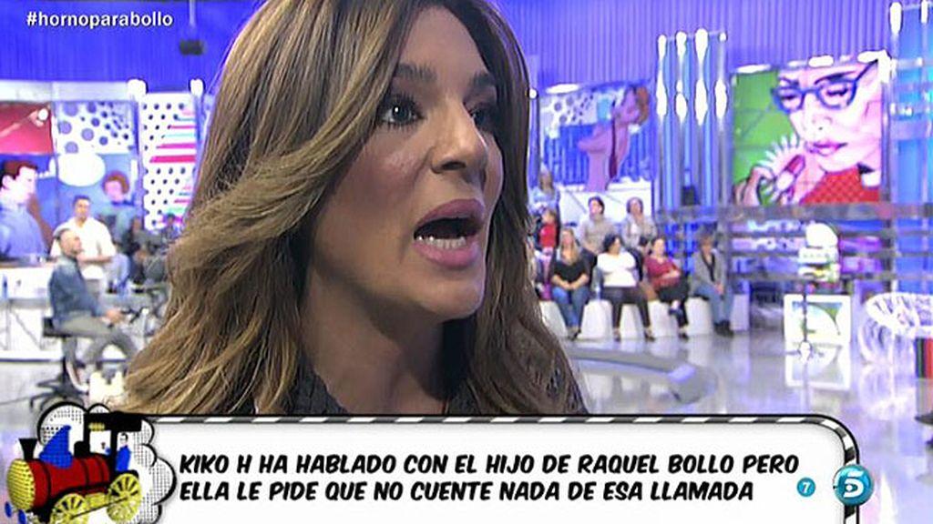 """Manuel Cortés manda un mensaje de apoyo y Raquel estalla: """"Él está al margen"""""""