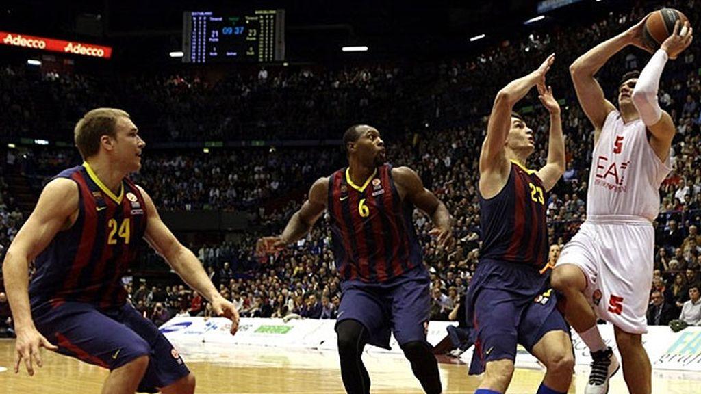 Cura de humildad para el Barça (91-63)