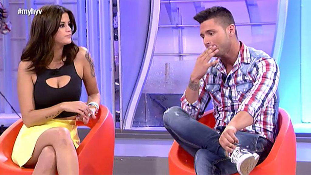 """Lola: """"No creo que Ángel se enamore"""""""