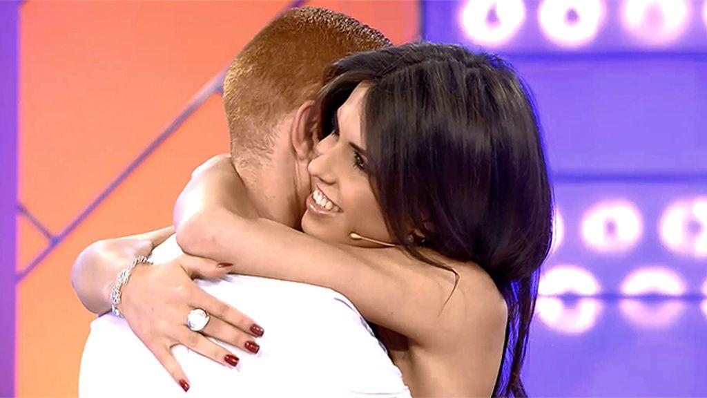 """Dani, a Sofía: """"No quiero cambiarte, quiero sacar lo mejor de ti"""""""