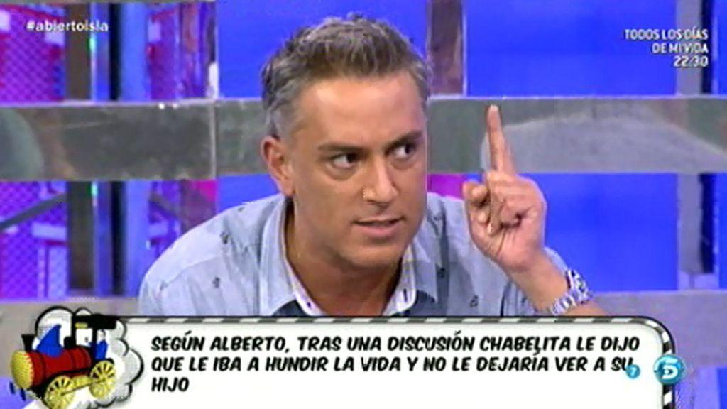 Chabelita y Estefanía Martínez están en contacto, según Kiko Hernández