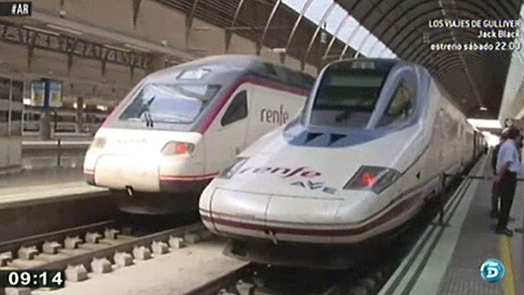 Sube el precio de la luz, de los billetes de tren, los peajes y las tasas europortuarias