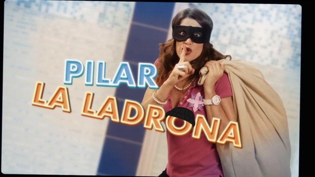 Pilar, la ladrona de 'Gym Tony'