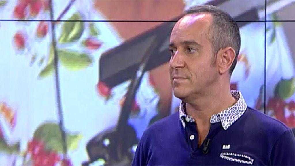 """Víctor Sandoval, a Nacho Polo: """"Prepárate que vienen curvas y no las de tus caderas"""""""