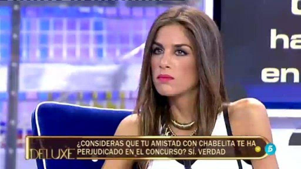 """Suhaila: """"Mi amistad con Chabelita me ha perjudicado en 'Supervivientes"""""""