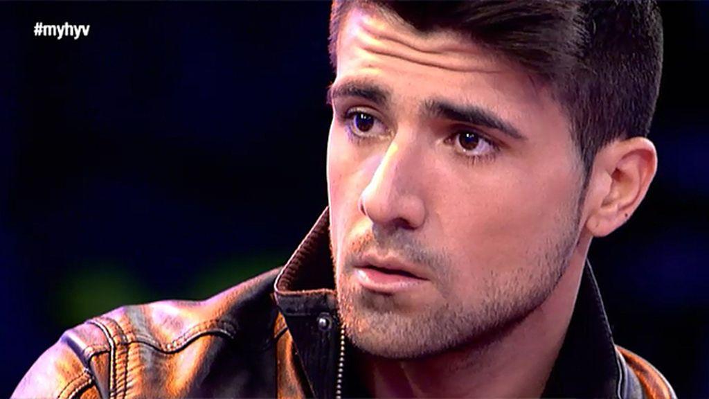 """Diego, a Liz: """"No estuve en ningún reservado"""""""
