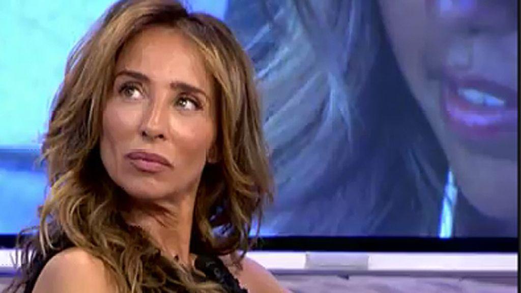 """María Patiño: """"La relación de Chabelita y Christopher es inviable"""""""