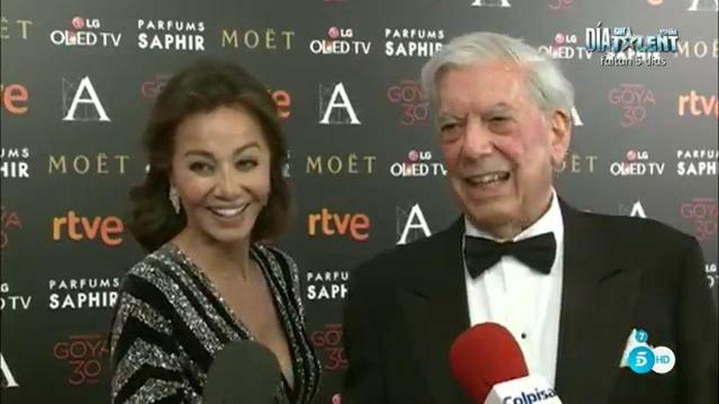 Isabel Preysler: la auténtica protagonista de la gala de los Goya
