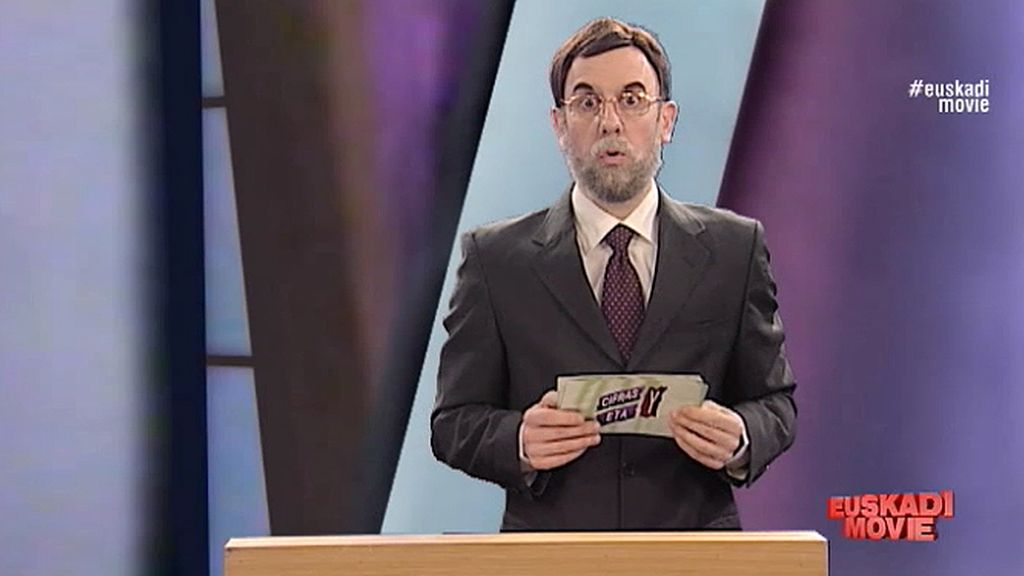 Rajoy presenta 'Cifras y ETA'