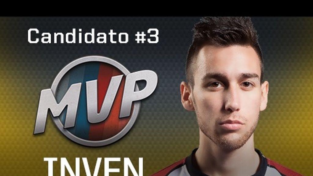 Inven para MVP de la Final Cup 6