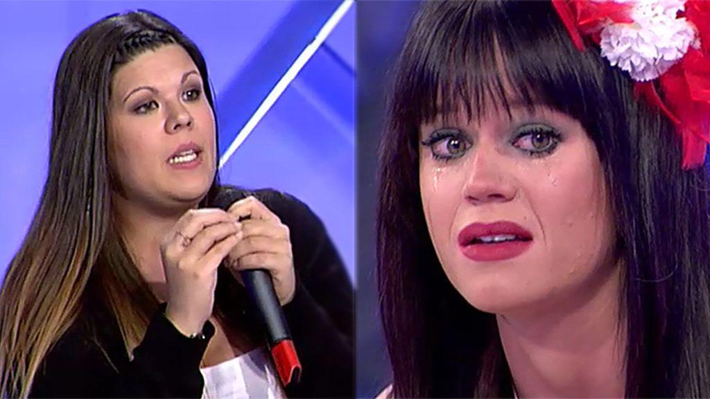 """Tamara, a Laura: """"Una persona que tiene complejos no actúa cómo lo haces tú"""""""