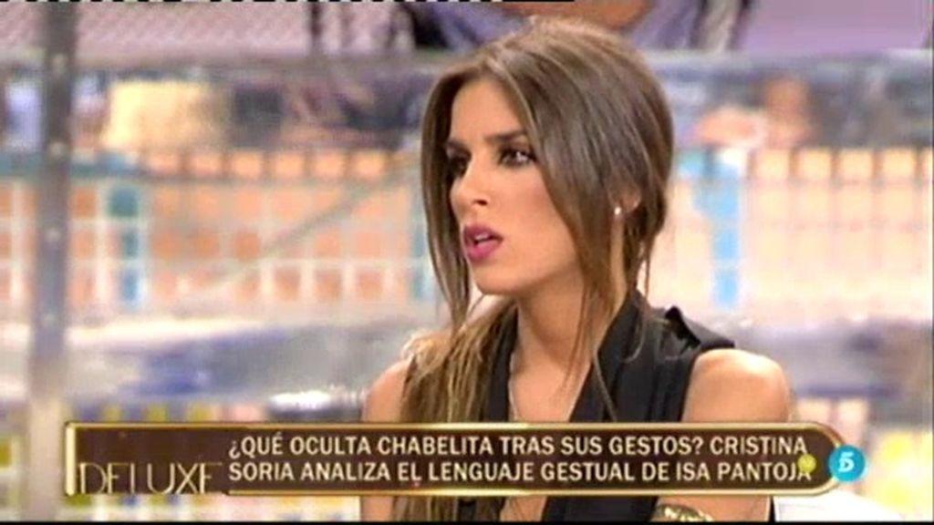 """Suhaila: """"Isa está volviendo a la realidad, ha hablado con Alejandro y está todo bien"""""""