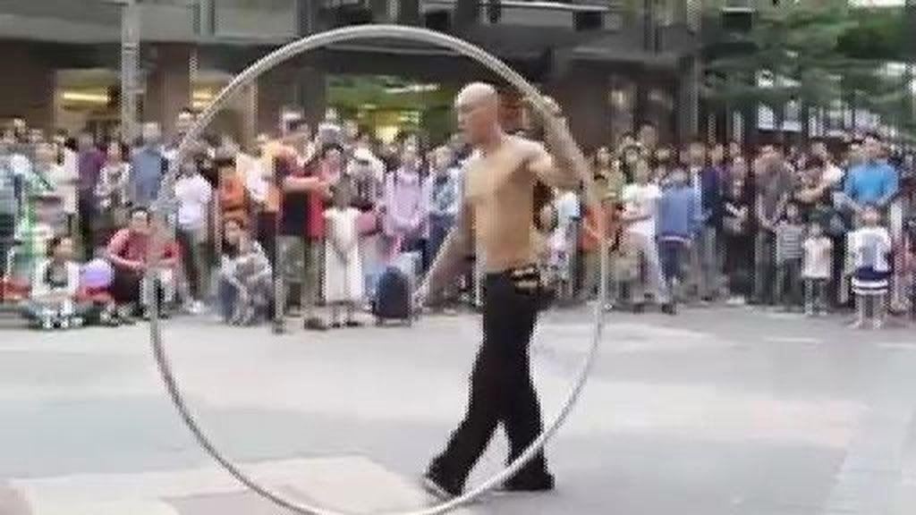 Streetart ninja