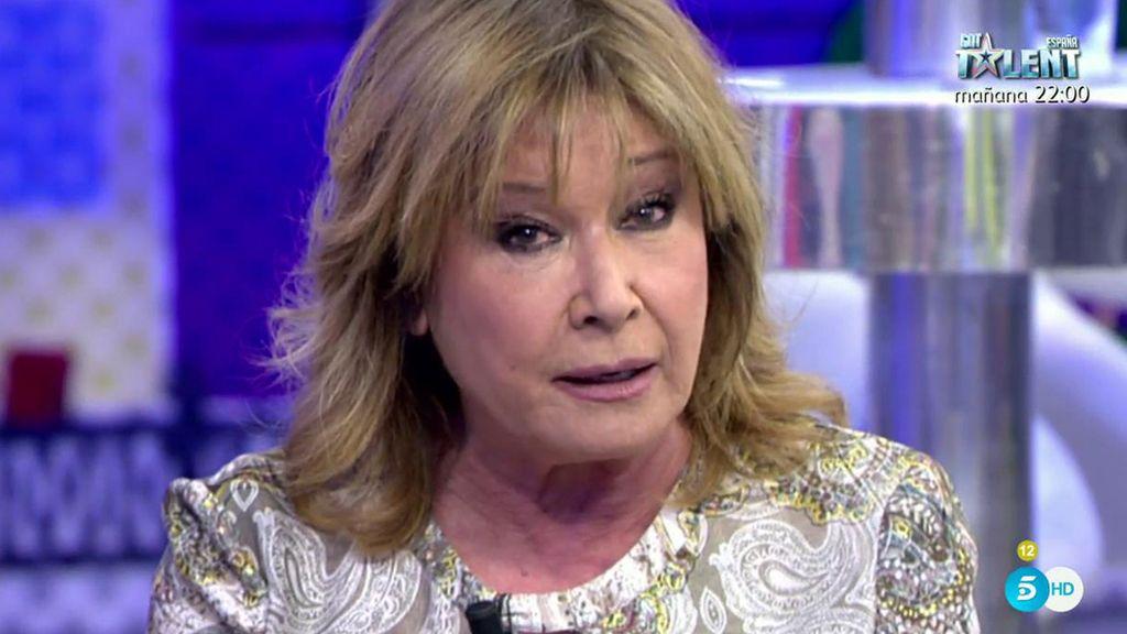 "Mila Ximénez: ""Kiko Matamoros es un mercenario sentimental"""