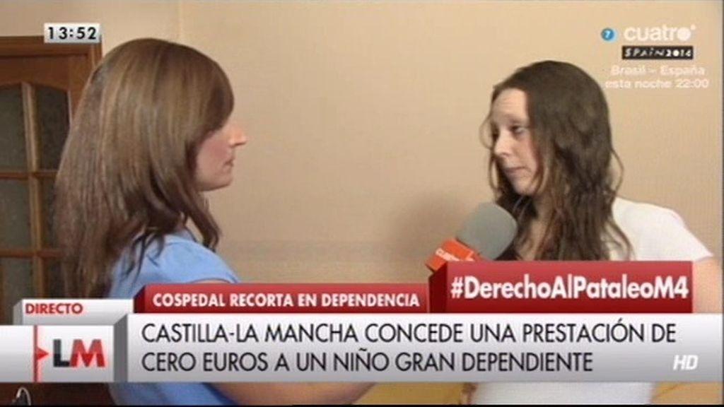 Castilla-La Mancha concede una prestación de cero euros a un niño autista