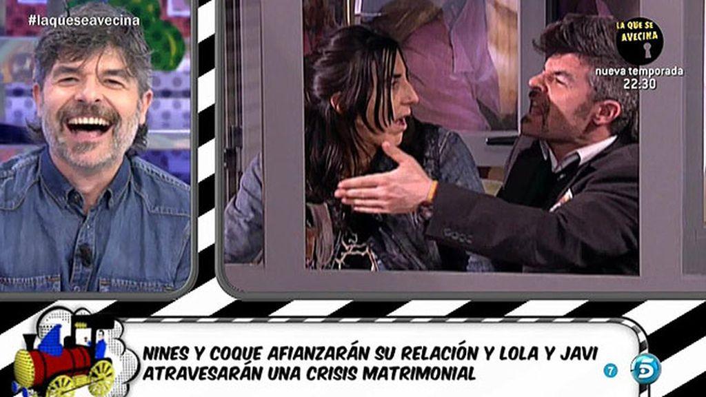 """Nacho Guerreros: """"El capítulo 100 de  'LQSA' sorprenderá mucho a los fans"""""""