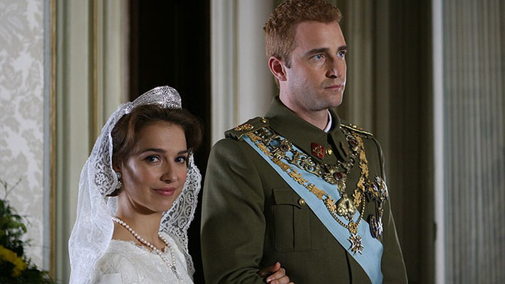 El sí quiero de Juan Carlos y Sofía